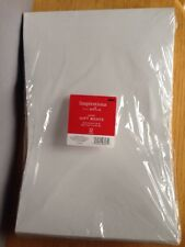 12 Shirt Boxes for Apparel and Gifts (White) Hallmark Brand Sealed Package