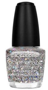 LA COLORS Color Craze Nail Polish Fun and Flirty Shades YOUR CHOICE Have a Blast