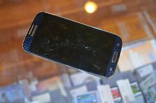 Samsung Galaxy S4 - BROKEN Screen Black FREE SHIPPING
