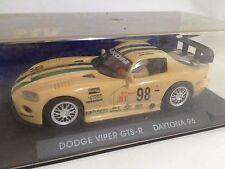 FLY DODGE VIPER GTS-R DAYTONA 96 REF A1 SLOT CAR  SCX