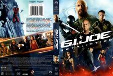 G.I. Joe: Retaliation (DVD, 2013) Widescreen Edition- DVD Region 1 (Opened Seal)