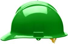 Bullard Cap Style Hard Hat with 6 Point Pinlock Suspension, Hi-Vis Green