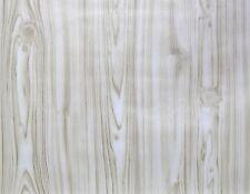 Klebefolie Dekorfolie Holzdekor Struktur Erle hell 45x200 cm Möbelfolie