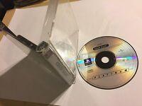 SONY PS1 PLAYSTATION 1 PSone BANDICOOT GAME CRASH BASH +BOX PAL