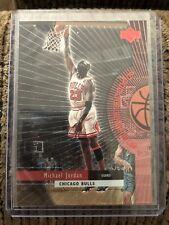 1999-00 UPPER DECK Encore Michael Jordan #J1 JAMBOREE Chicago Bulls