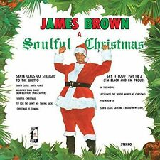 A Soulful Christmas by James Brown (R&B) (Vinyl, Sep-2014, Polydor)