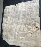 350 BC Animal Another Letter