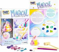 KreativeKraft Unicorn Bath Bomb Making Kit, Tool Set, Arts and Crafts For Kids