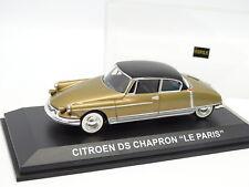 Norev CEC 1/43 - Citroen DS el París Chapron Oro