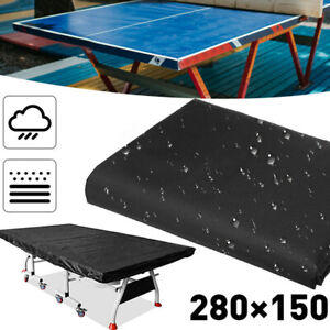 Waterproof Dust Protect Table Tennis Ping Pong Cover In/Outdoor Protector Oxford