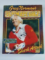 Greg Norman's Ultimate Golf By Gremlin For ATARI ST Retro Gaming Untested