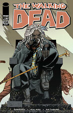 The WALKING DEAD #108 1st app EZEKIEL & his tiger! AMC TV SHOW CHARACTER SOON!