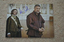 ADRIAN SCHILLER signed Autogramm  In Person 20x25 cm THREE MUSKETEERS