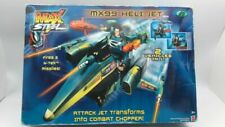 Mattel Max Steel Mx99 Heli-jet Vehicle 2001