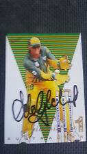 ADAM GILCHRIST SELECT ONE DAY  SIGNED CARD