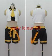 Kagamine Len Cosplay Costume Custom