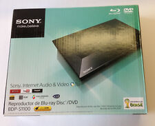SONY BDP-S1100 Multi Zone Code All Region Free DVD Player Region A Blu Ray