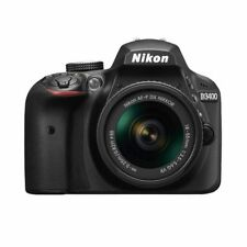 Nikon D3400 AF-P 18-55mm f3.5-5.6G VR Black Kit (Multi )