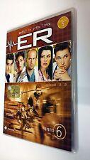 E.R. Medici  in prima linea DVD Serie TV Stagione 6 Disco 5 Episodi 4