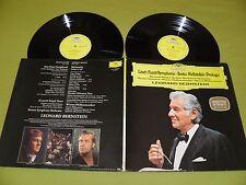 Liszt / Boito - Leonard Bernstein / Riegel / Ghiaurov - RARE DGG STEREO 2xLP EX
