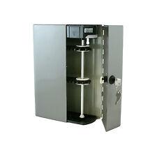 Key Box 4210 Lighted Motorized Locking 48 Key Lock Metal Cabinet Box Organizer
