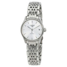 Longines Lyre Automatic Silver Dial Ladies Watch L43604726