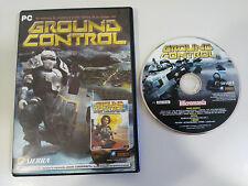 GROUND CONTROL JUEGO PARA PC DVD-ROM ESPAÑOL MICROMANIA