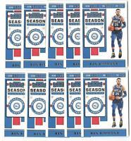 x50 BEN SIMMONS 2019-20 Contenders #9 Basketball Card lot/set Philadelphia 76ers