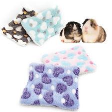 Small Animal Guinea Pig Hamster Bed Squirrel Hedgehog Rabbit Chinchilla Mat NeSJ