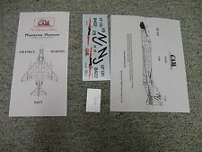 CAM decals 1/32 32-024  Phantoms Forever F-4B/C/J/N and S VF-121   N153