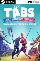 Totally Accurate Battle Simulator - Steam Game Code - PC Digital Key - Global