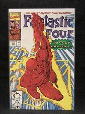 Fantastic Four 353/ 1st App Of Mobius/ Loki/ Marvel Comic/ Avengers/ CGC Ready