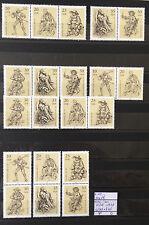 DDR 1978 Kupferstichkabinett der Staatlichen Museen Berlin MiNr. 2347 - 2352**