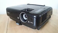 Epson MG-850HD Projector - Docks With iPod - iPhone - iPad - Pristine Condition