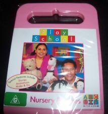 Play School Nursery Rhymes (Australia Region 4) DVD – New
