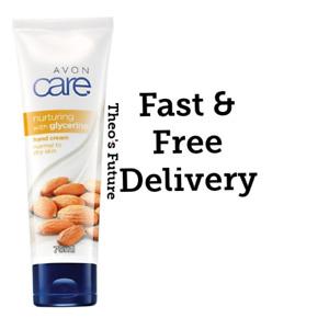 Avon Care NURTURING With Glycerine HAND CREAM x6 Lots STOCK UP!! Normal Dry Skin