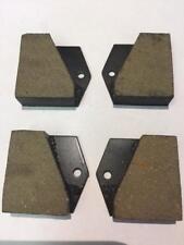 GINETTA G21 3 LITRE 1970 - ONWARDS REAR HANDBRAKE DISC PADS SET OF 4 (WW394)
