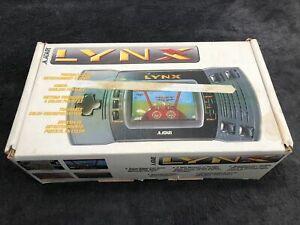Atari Lynx Console EUR Excellent état