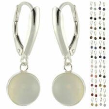 Orecchini di lusso in argento sterling
