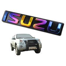 Logo Emblem Badge Trim Anodized Fits Isuzu D-Max Holden Rodeo Pickup 2007 - 2011