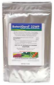 BotaniGard 22 WP Beauveria Bassiana Expires 3/31/2022 - Aphids Whiteflies Thrips