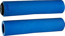 ODI F-1 Float Grips 130mm Blue