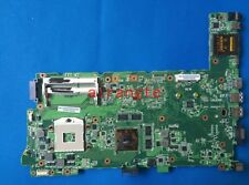 For Asus N73SV REV 2.0 INTEL Laptop Motherboard PN:60-N1RMB1100-C0B Tested OK