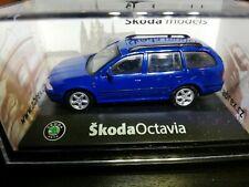 Skoda Octavia Combi Modellauto PKW 1:72 OVP Abrex (087)
