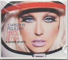 Christina Aguilera Keeps Gettin Better A Decade Of Hits CD NEU Ltd. Pur Edition
