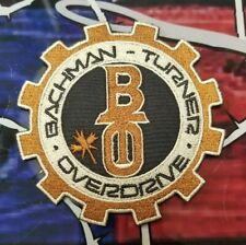 Bachman Turner Overdrive patch