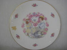 1977 Vintage Royal Doulton Valentine's Day Bone China Plate 8 1/3""