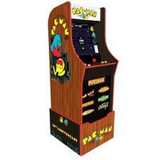 New ListingNew Arcade1Up Pacman 40th Anniversary Edition Arcade Machine Fast Shipping