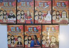 EWTN'S CHILDREN'S ANIMATED MY CATHOLIC FAMILY* VOLUME 1* 7-DVD SET