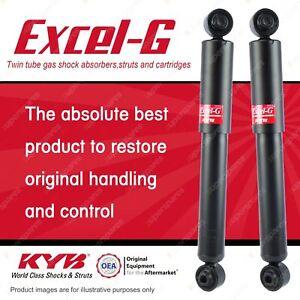 2 x Rear KYB EXCEL-G Shocks for TOYOTA Rav 4 ACA33 GSA33 ACA38 ALA49 ASA44 ZSA42